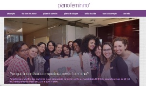 Site Plano Feminino